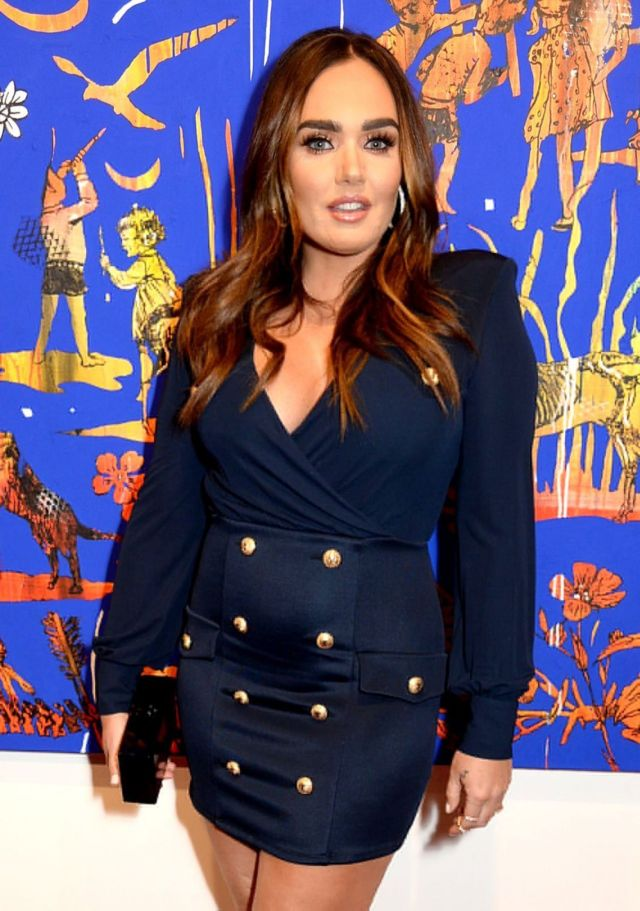 Tamara Ecclestone Attended The New Optimism VIP Launch