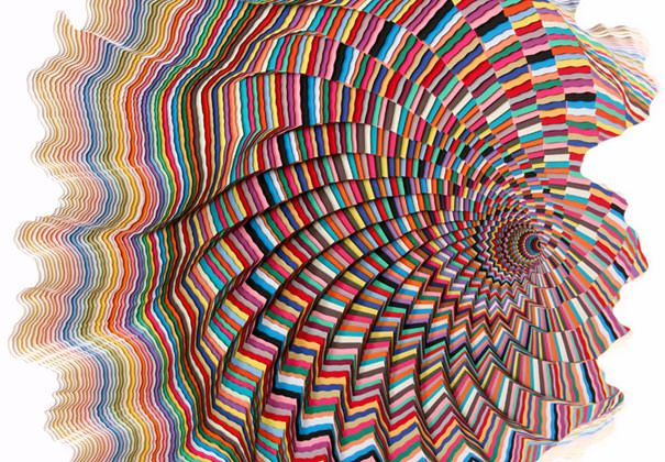 Intricate Paper Art By Creative Artists