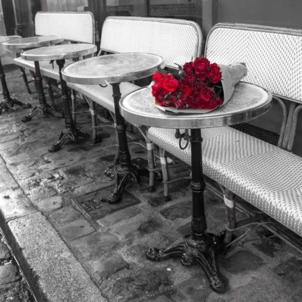 Artistic Photographer Clicks Flower Bouquets In Paris