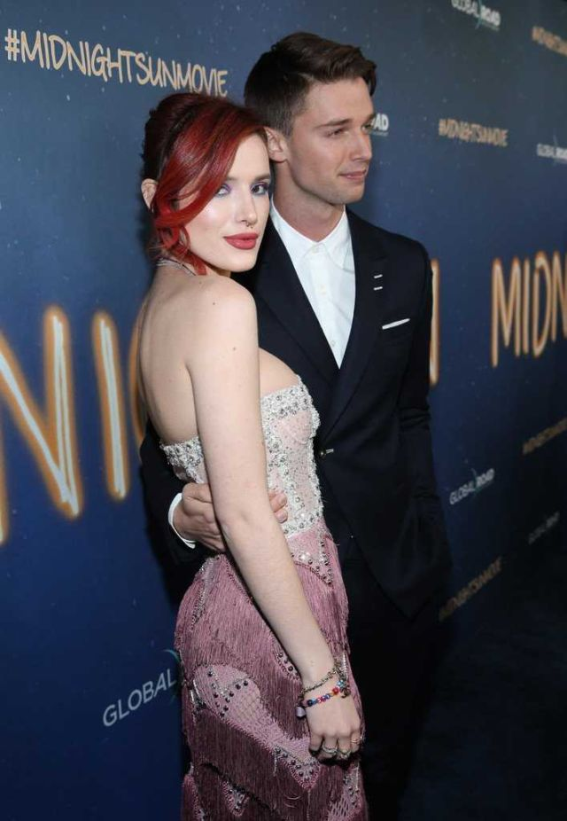 Bella Thorne At The 'Midnight Sun' Premiere In Hollywood