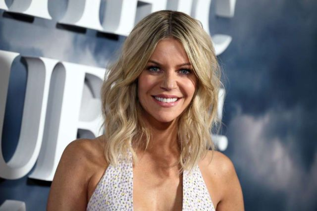 Gorgeous Kaitlin Olson At The Premiere Of 'Mythic Quest: Raven's Banquet'
