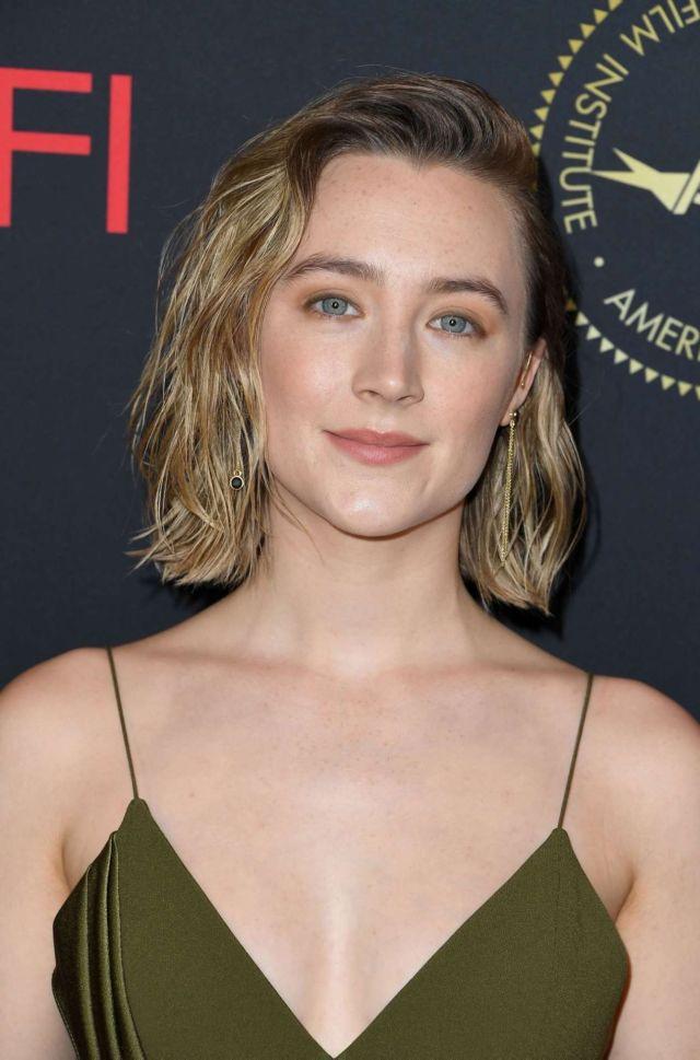 Beautiful Saoirse Ronan Attends 20th Annual AFI Awards