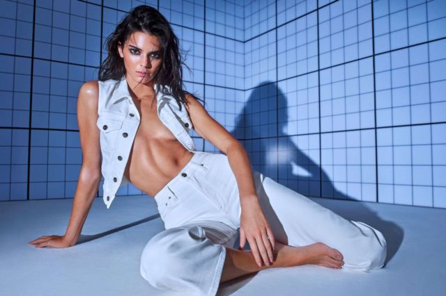 Kendall Jenner Photoshoot For Calvin Klein 'Deal With It' Campaign