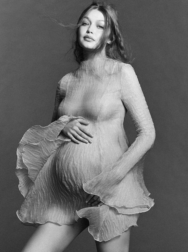 Gigi Hadid's Exclusive Photoshoot By Luigi And Lango
