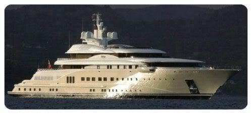 8 Exorbitant Luxury Yachts