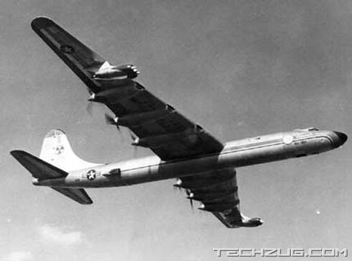 The Nuclear Powered Planes