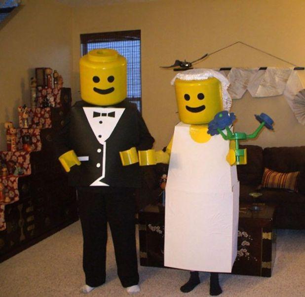 15 Craziest Halloween Couple Costume Ideas