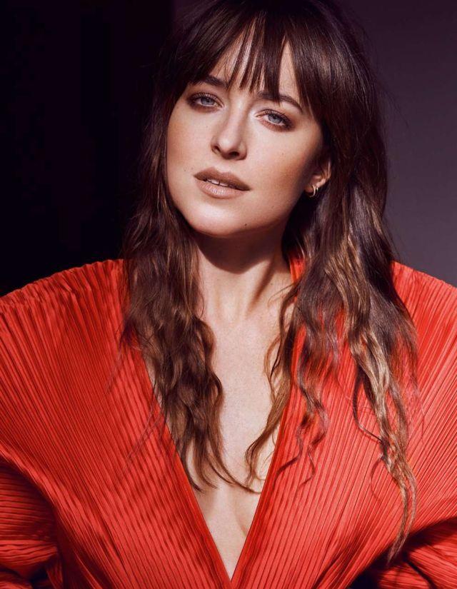 Dakota Johnson Shoots For Vanity Fair Italy Magazine ...