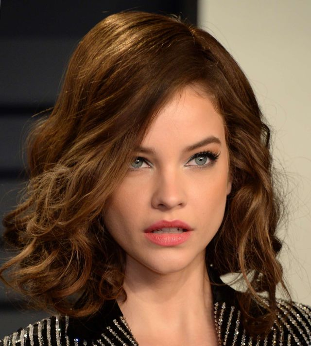 Barbara Palvin Dazzles At Oscar Party In Beverly Hills