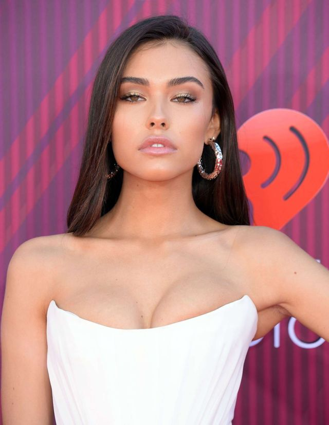 Pretty Madison Beer At The iHeartRadio Music Awards 2019