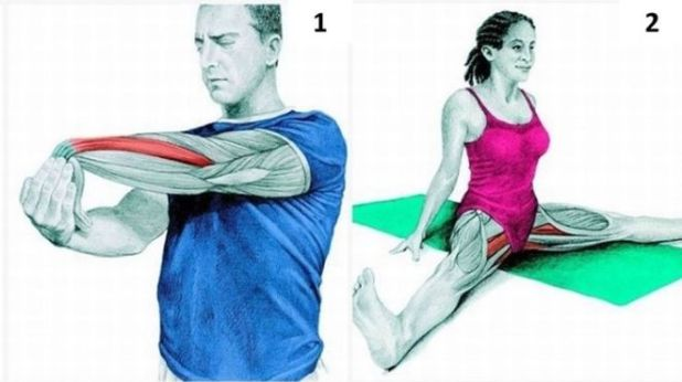 These 14 Stretches Will Help You Relieve From Pain