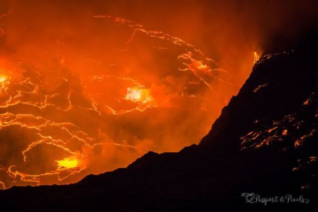 Capturing The Boiling Lava Lake