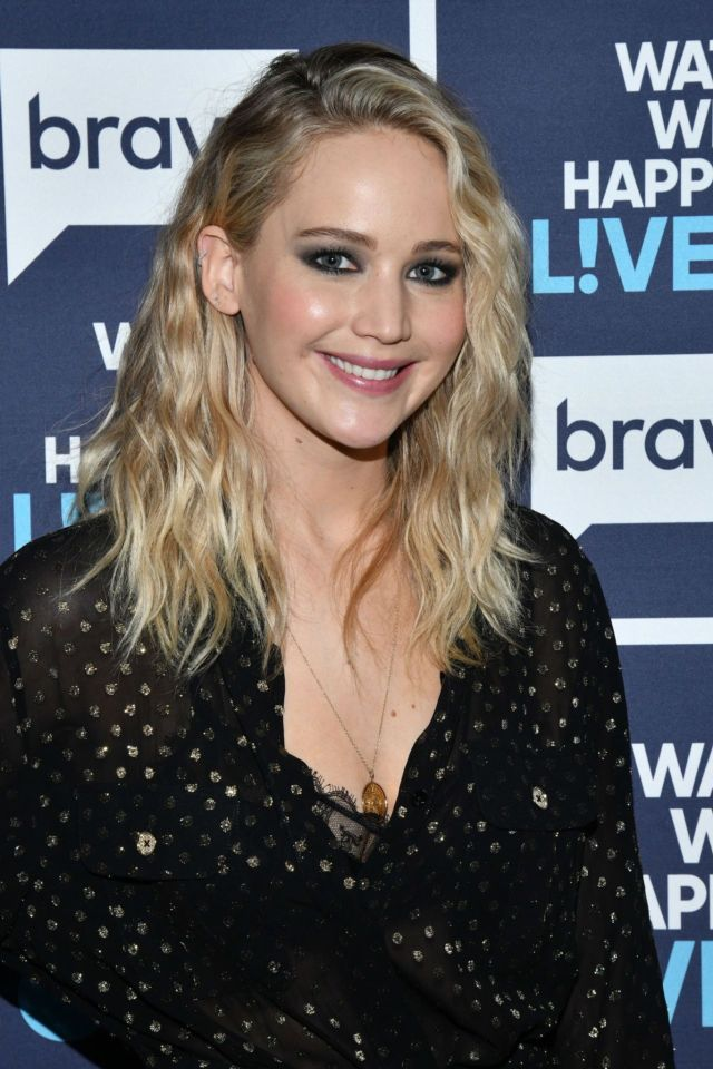 Jennifer Lawrence Excited To Attend 'Watch What Happens Live With Andy Cohen'
