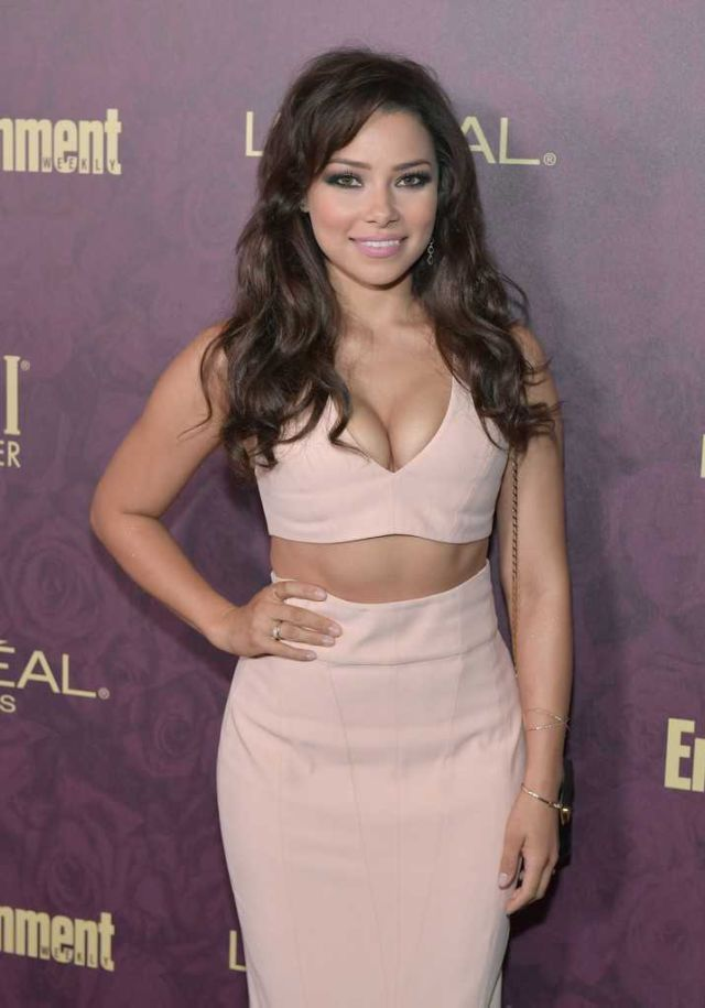 Jessica Parker Kennedy Attends Pre-Emmy Party 2018