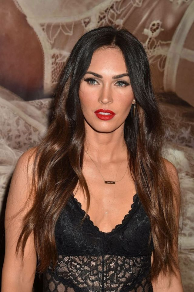 Megan Fox Attends 'Forever 21' Event In Glendale