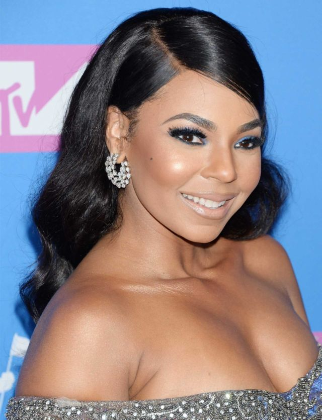 Ashanti Attends The MTV Video Music Awards 2018