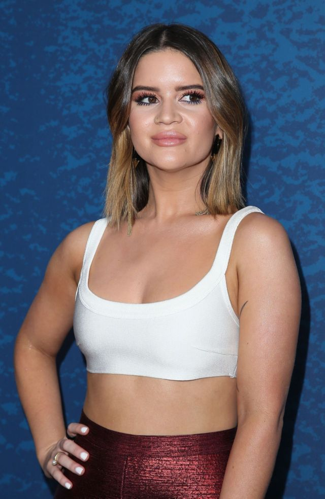 Maren Morris At The iHeartCountry Festival 2018