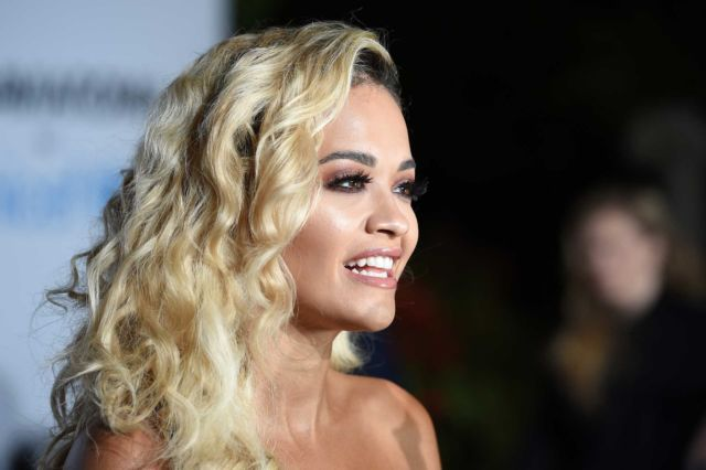 Rita Ora Dressed Upto Perfection At Unicef Summer Gala