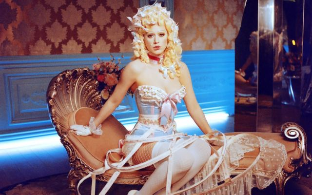 Click to Enlarge - Katy Perry's Amazing Wallpapers Gallery
