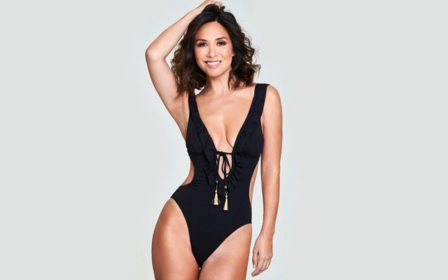 Click to Enlarge - Myleene Klass Exclusive Wallpapers Collection