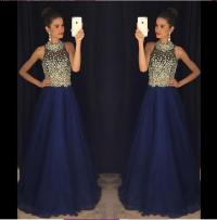 Royal Blue Prom Dresses,Royal Blue Prom Gowns,Green Prom ...