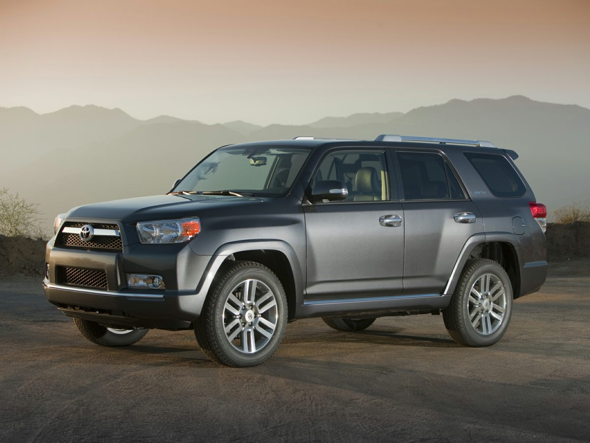 hight resolution of pre owned 2013 toyota 4runner sr5