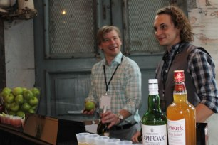 Whiskey-Fair-guys-at-booth