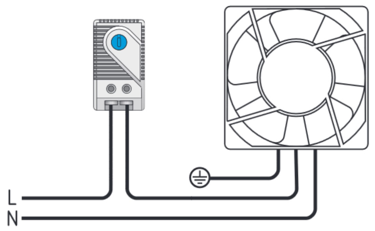 Thermostat diagram