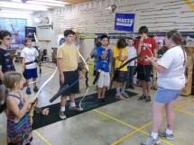 Summer Camp Week Barefoot Archery 704 Outdoors
