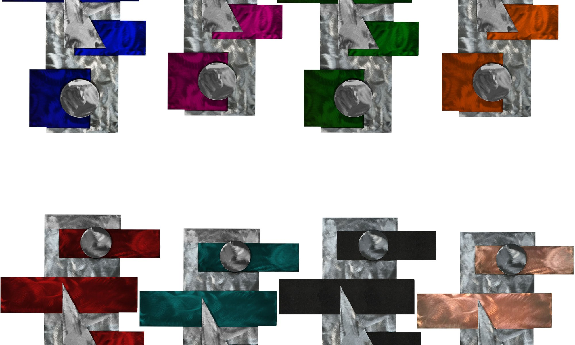 sample selection of all strategy color options