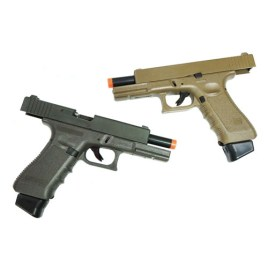 [TOYSTAR AIRSOFT] Glock 22 Low Power Airsoft Pistol (Spring-Powered)