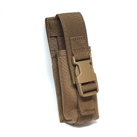 [G-CASE] MOLLE Adjustable Surefire / Flashbang Pouch (Coyote Brown)