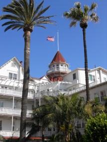 Inside Hotel Del Coronado San Diego
