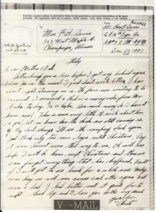 Letter Home 1943-12-23