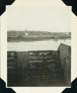Landing Anzio - Chick Bruns WWII Diary