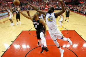 The Rockets Took Down the Warriors Again Last Night (RECAP)