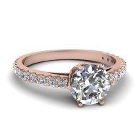 Mount Rim Ring   Fascinating Diamonds