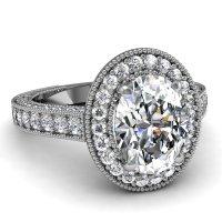 Ring Settings: Diamond Ring Settings Mountings Only