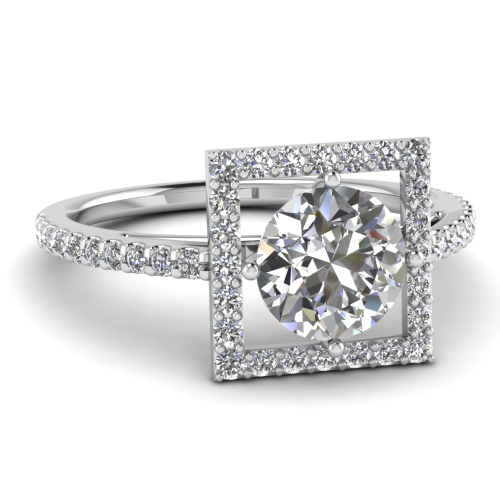 20 Styles Of Square Engagement Rings That One Can Never Resist Buying  Fascinating Diamonds Blog