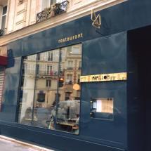 Papillon - Paris 75017 716 La Vie