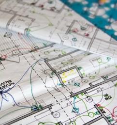 electrical plan [ 813 x 1210 Pixel ]