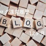 ブログ運営の報告をします【1年経ちました・20,000PV達成!】