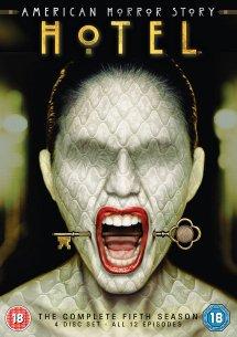 American Horror Story Season 5 Hotel Dvd