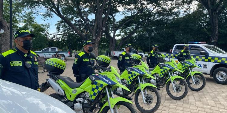 Comienza la renovación de la Policía en Mompox, Bolívar. - Noticias de Colombia