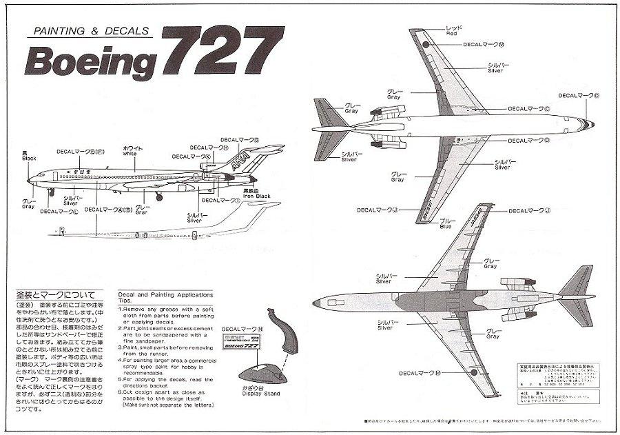 Boeing 727 Datacenter