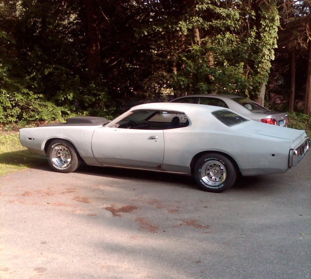 medium resolution of my 73 charger