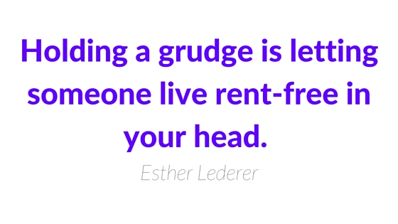 How Holding A Grudge Can Make You Gain Weight