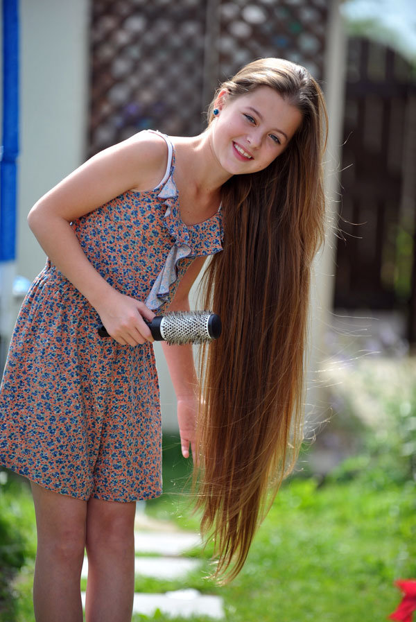 How To Make Your Hair Grow Faster Hair World Magazine
