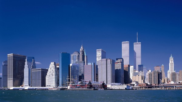 New York Twin Towers Building