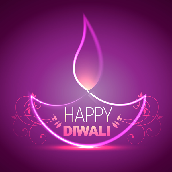 Happy Diwali 46 Free Vector Graphic Download